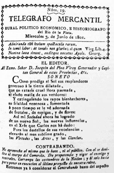 Telégrafo Mercantil - Wikipedia, la enciclopedia libre