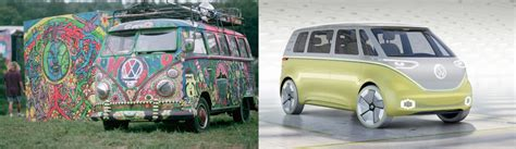 new volkswagen bus electric volkswagen s i d buzz microbus signals a new wave of
