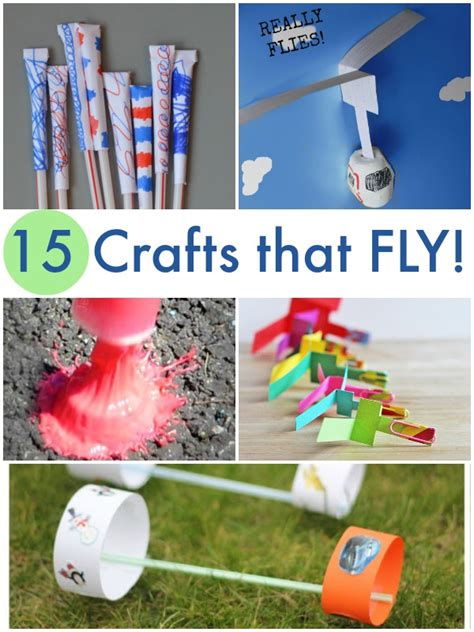 flying crafts for crafts that fly simple play ideas