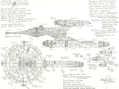 uss enterprise floor plan just how big is the u s vengeance by galaxy1701d on deviantart house plan uss highwind ncc 0688