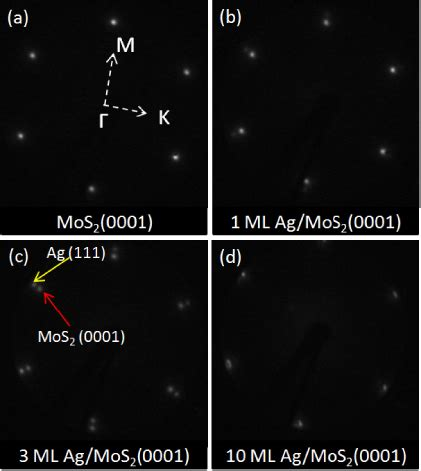 sarcomeric pattern formation by actin cluster coalescence quantum well states in ag thin films on mos2 0001