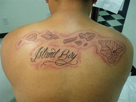 hawaiian islands tattoo designs the 25 best ideas about hawaiian island on