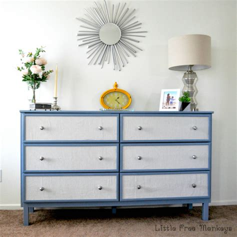 Cloth Dresser by Fabric Paneled Dresser Tarva Hack Hackers