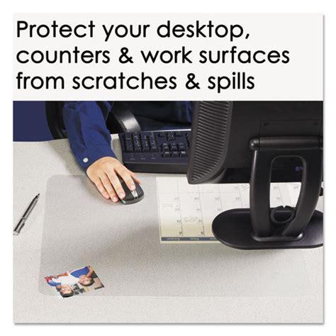 artistic krystalview desk pad aop60640ms artistic krystalview desk pad with microban zuma
