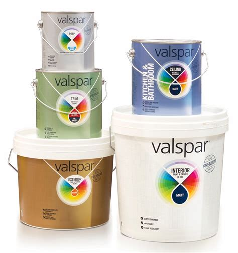 valspar uk valspar paint on packaging of the world creative package