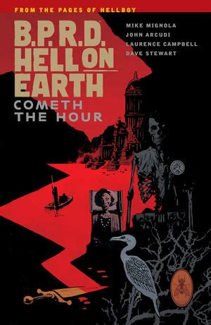 b p r d hell on earth volume 15 cometh the hour tpb