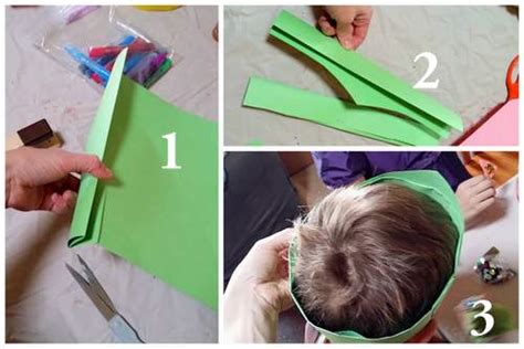 How To Make Paper Crowns For - diy royalty how to make a paper crown skip to my lou