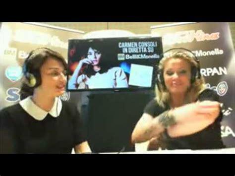 consoli intervista intervista consoli radio bellla monella