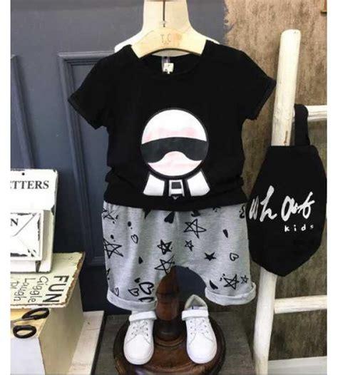 Setelan Anak Laki Laki Import Boyset Atasan Bawahan Cowo 3 kbabynkids perlengkapan bayi dan supplier baju anak branded