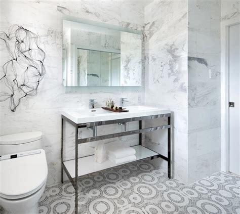 Salle De Bain Marbre Design by Salle De Bain Marbre Blanc Pour Afficher Une Classe