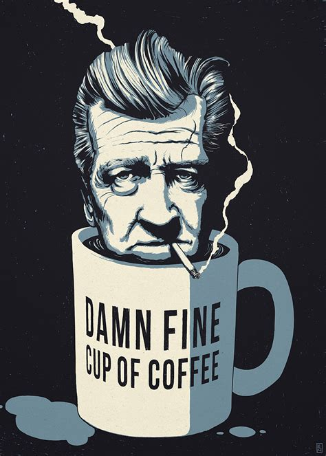 coffee mug a damn fine cup of coffee damn fine cup of coffee by lundsfryd on