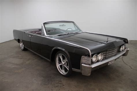 1965 lincoln continental convertible for sale black sell used 1965 lincoln continental convertible black