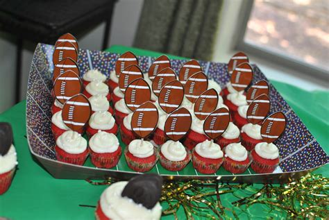 Football Baby Shower Ideas by 301 Moved Permanently