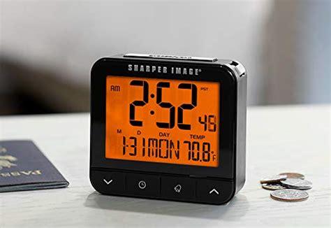 reizen talking atomic travel alarm clock