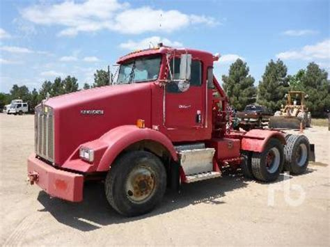 2007 kenworth trucks for sale 2007 kenworth winch field trucks for sale used