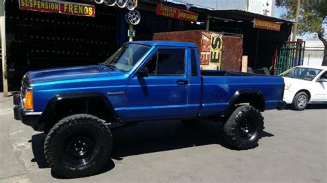 1988 lifted jeep comanche 1988 lifted jeep comanche v6 auto for sale in tijuana mexico