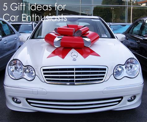 5 gift ideas for car enthusiasts detailxperts