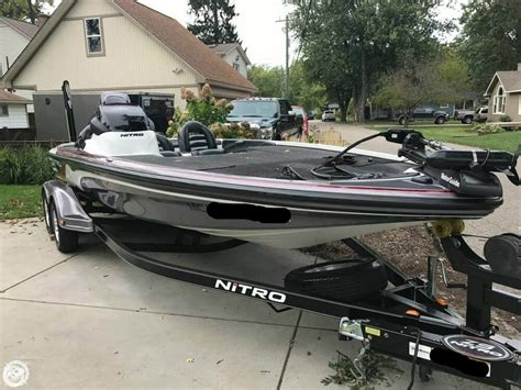 nitro bass boat dealers in alabama used nitro bass boats for sale in alabama