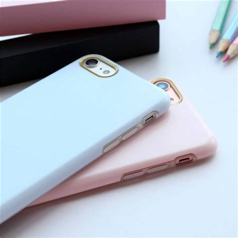 Macaron High Quality Silikon Back Slim Soft Cover Limited shockproof soft tpu silicone rubber ultra thin cover