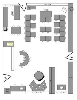 classroom layout study classroom layout and other aspects