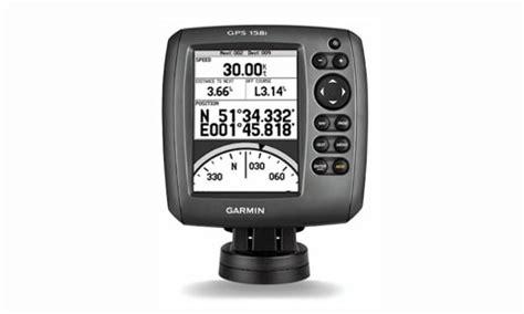 garmin boat gps only garmin gps158i with internal gps antenna only 010 01138