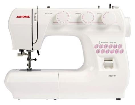 buy swing machine janome 2300xt sewing machine buy sewing machine online uk