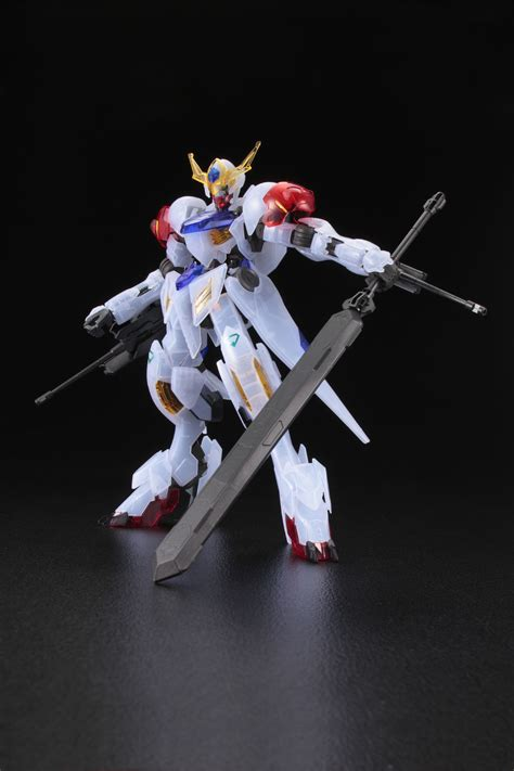 Bandai Hg Gundam Barbatos Lupus Clear Ver bluefin brands nycc 2017 exclusives details the toyark