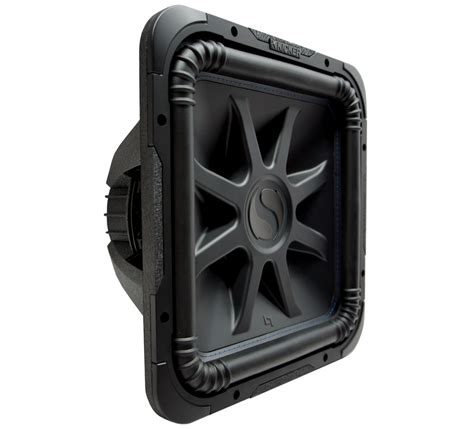 Speaker Subwoofer Kicker 2 kicker l7s15 car audio 15 quot subwoofer square l7 dual 4