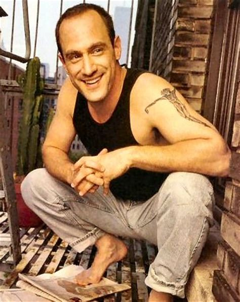 christopher meloni tattoos pictures images pics photos of