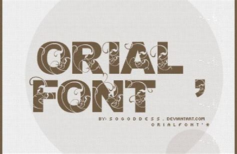 creative font design online free creative fonts every designer should download