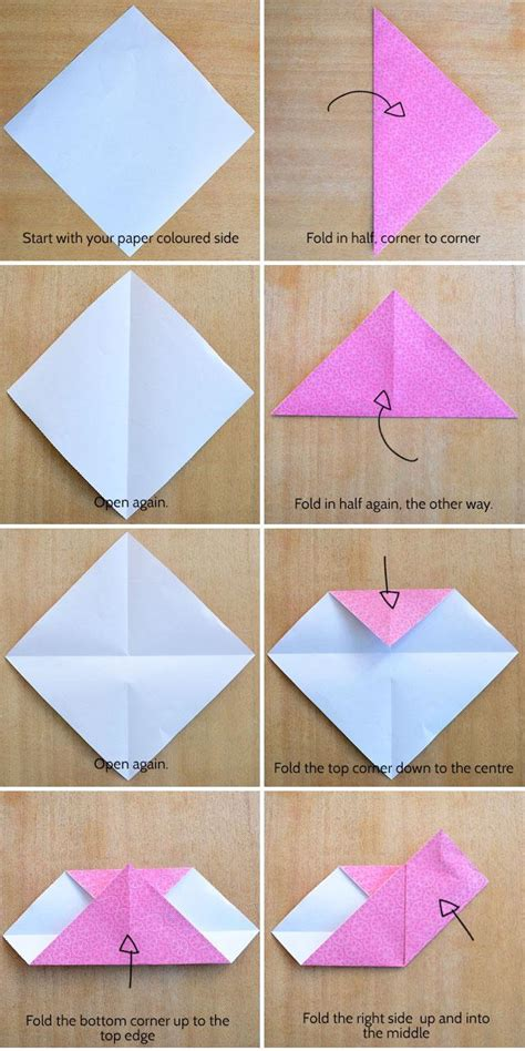 How To Make A Out Of Origami - how to make an origami out of a4 paper origami