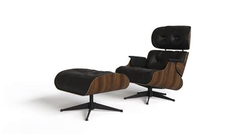 Lounge And Ottoman by Eames Lounge Chair With Ottoman Flyingarchitecture
