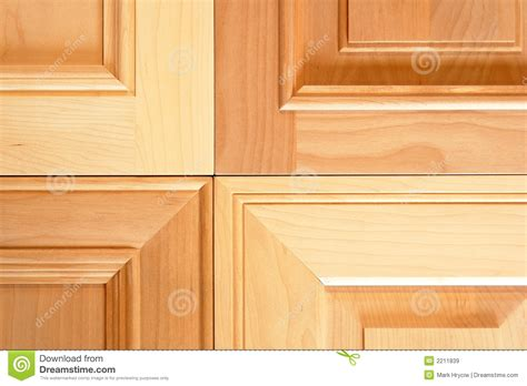 stock kitchen cabinet doors cabinet doors stock image image of mitre maple custom