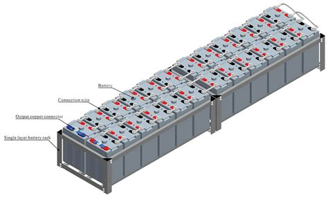 Battery Rack by Fusion Agm Batteries Gt Products