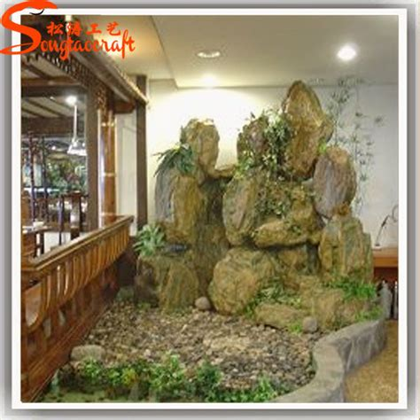 professional design mini waterfall indoor waterfall for