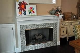 Birch Kitchen Island fireplace remodel laura k bray designs