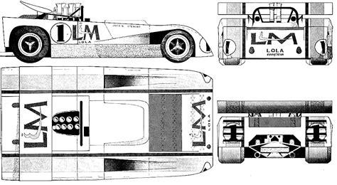 Blueprint Photo Paper 260 1970 lola t260 formula blueprints free outlines