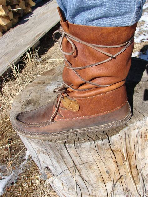 pattern trapper trading course a fur trade era french trapper s shoe making history