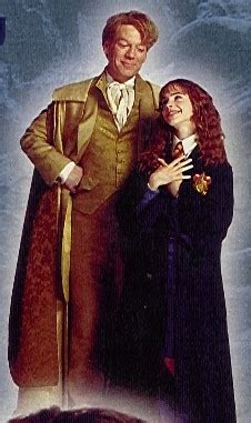 hermione granger in the 1st movoe the kenneth branagh compendium gilderoy lockhart
