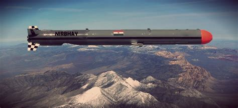 nirbhay cruise missile development page  indian defence forum