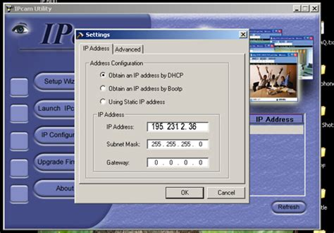 ip installation software setting up ip software