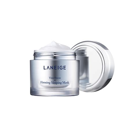Laneige Time Freeze skincare time freeze firming sleeping mask laneige sg