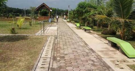 taman hijau kota purwodadi tempat keren  tengah kota