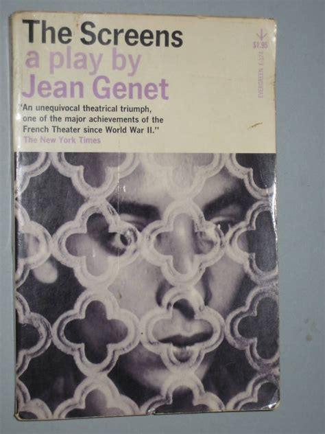 jean genet the screens 17 best images about jean genet on pinterest allen