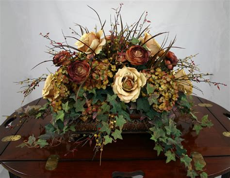 silk flower arrangements for dining room table silk flower arrangements for dining room table floral