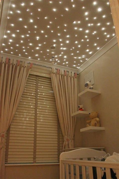 Bedroom Ceiling Lights Diy by Best 25 Nursery String Lights Ideas On Diy