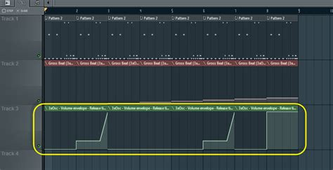 volume envelope pattern fl studio how to make a wonky glitchy lead sequence in fl studio