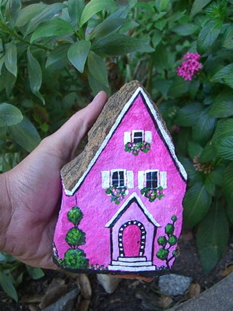 painted rock houses 17 best ideas about rock houses on pinterest painted