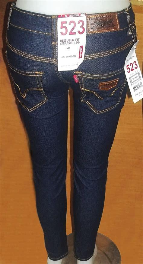 Celana Panjang Standard Levis Biru Dongker pin celana levis model klasik tapi tetap eksis harga