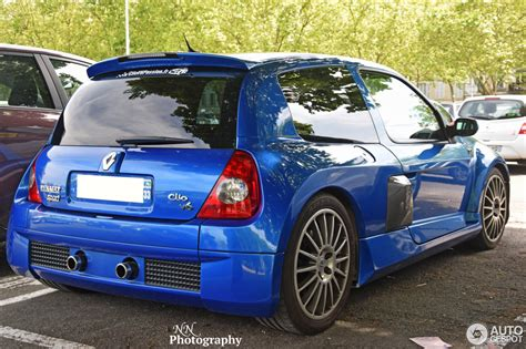 renault clio v6 renault clio v6 phase ii 21 may 2016 autogespot